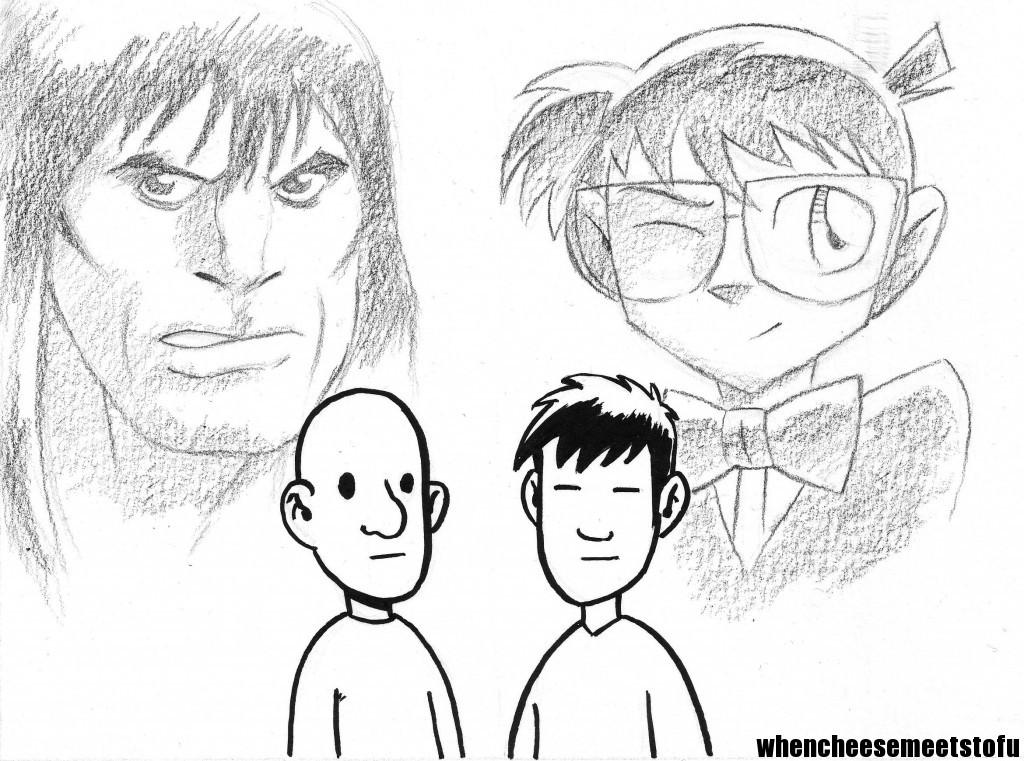 Conan VS Conan