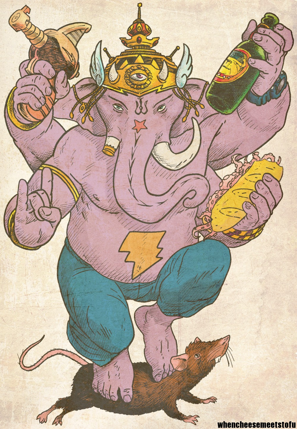 Ganesha-Reduced